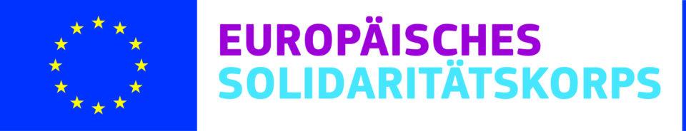 Europäisches Solidaritätskorps Logo de